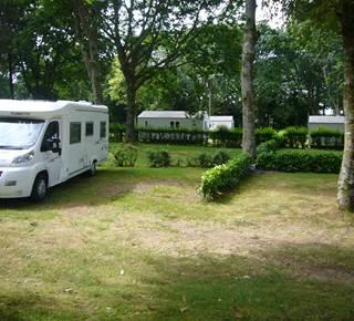 Aire de camping-car - Priziac