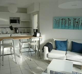 Quiberon - appartement 3 pièces - 46m² - wifi