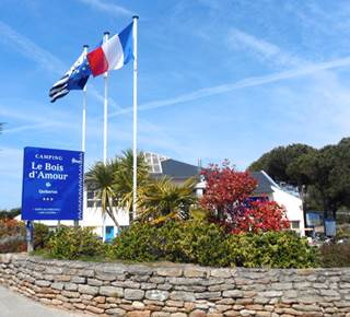 Camping Flower Camping Le Bois d'Amour