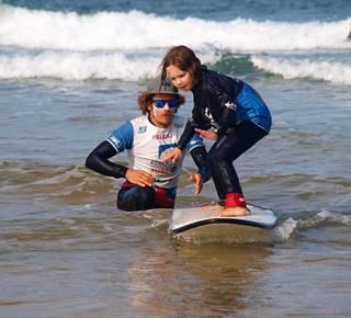 Ecole de surf : Belle Ile Surf Club