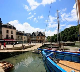 Rivière et Pays d'Auray à la journée
