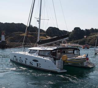 Iroise Catamaran - Océane Evasion - Sorties en mer