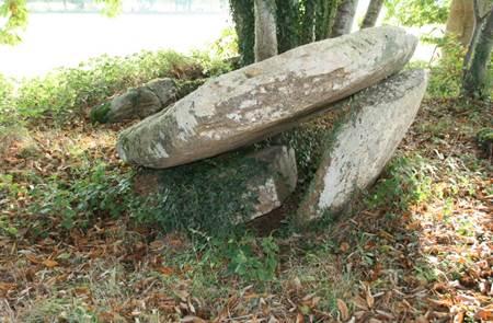 Mégalithe Allée-couverte Le Bignon