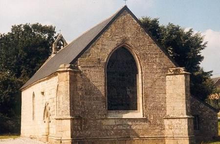 Chapelle Saint-Houarno