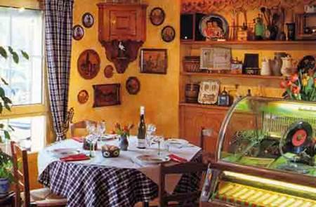 Restaurant Le Vent d'Est