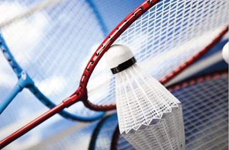 A la découverte du Badminton