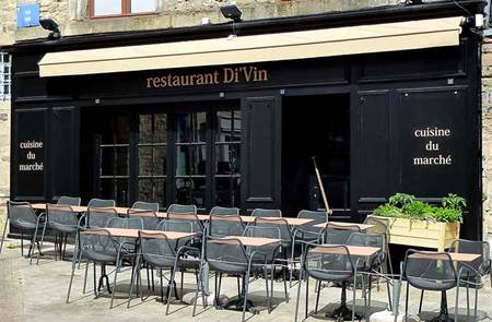 Restaurant Le Div'in