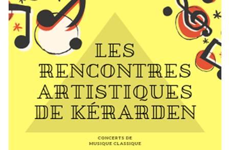 Les rencontres artistiques de Kerarden