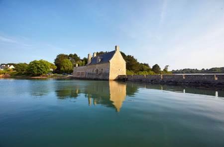 Le Moulin à Marée de Pen Castel