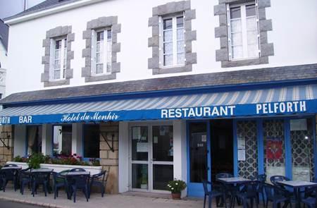 Hôtel-Restaurant du Menhir