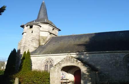 Eglise Sainte-Mériadec de Stival