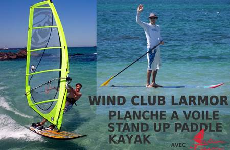 Wind Club Larmor - Action Fun