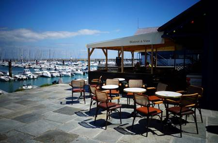 Restaurant Le BaraGwin
