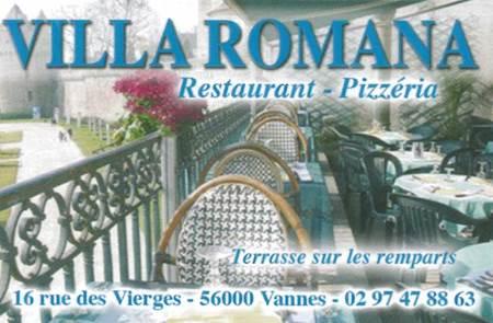 Restaurant La Villa Romana