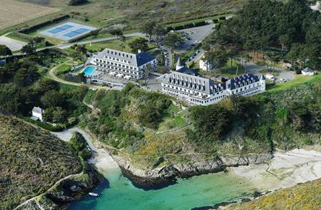 Hôtel-restaurant Castel Clara Thalasso & Spa