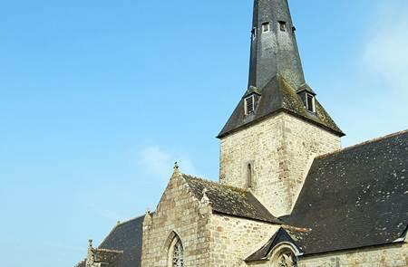 Eglise de Calan