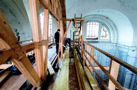 Conférence : la restauration de la chapelle Saint Yves