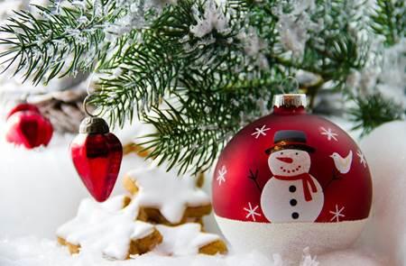 Noël des petits cheminots à la gare de Guiscriff