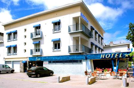 Hôtel Les Pêcheurs
