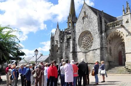 Notre-Dame de Kernascléden, un patrimoine architectural de Bretagne