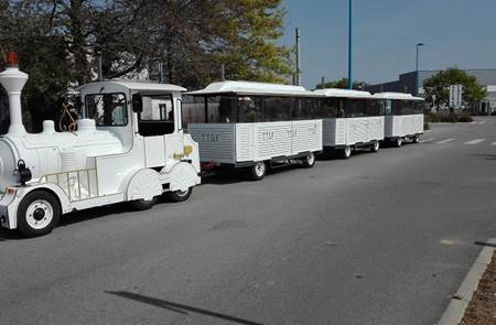 Train touristique de Pénestin