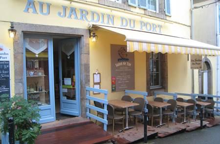 Restaurant Au Jardin du Port