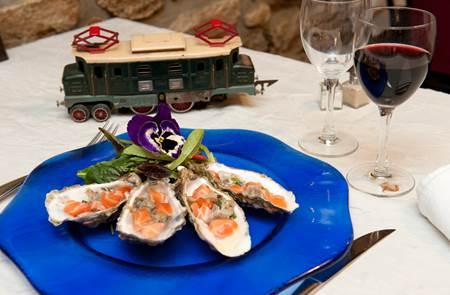 Restaurant Auberge du Chemin de Fer