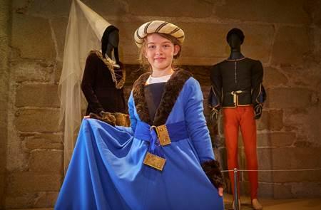 Dressing princier au Château de Suscinio