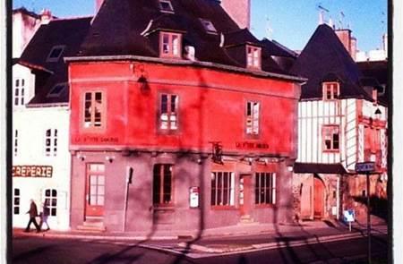 Restaurant La P'tite Souris