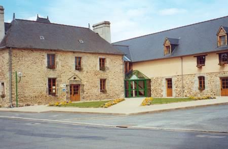 La maison du Sénéchal à Mohon