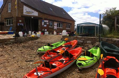 Varec'h Kayak Bretagne
