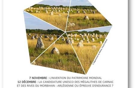 Conférence: La candidature UNESCO des mégalithes
