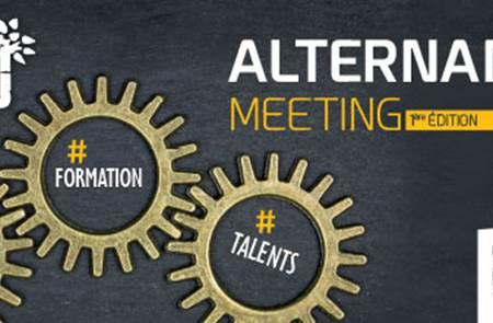 Alternance meeting : l'alternance, une chance supplémentaire de réussite