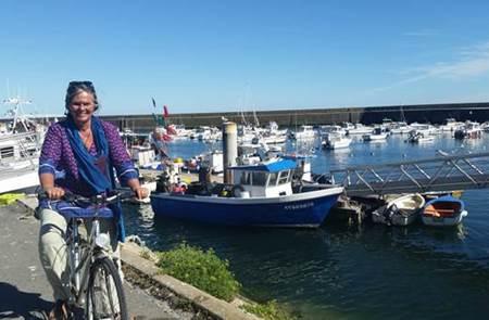 Balade insolite en vélo à St Pierre Quiberon
