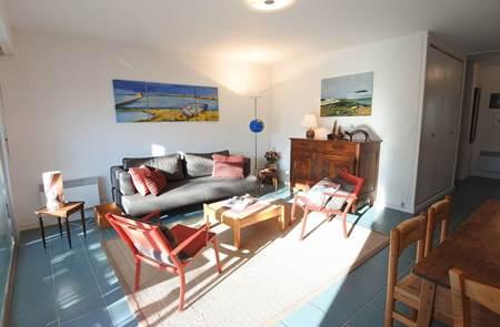 La Trinité/Mer-appartement 3 pièces-70m²-Vue port