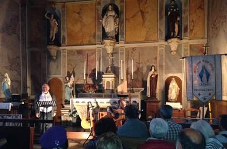 Concert de chant baroque