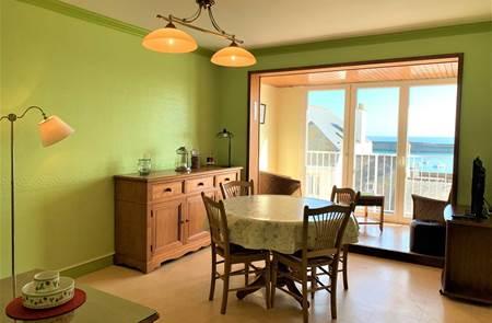 Quiberon - appartement 3 pièces - 57m² - vue mer