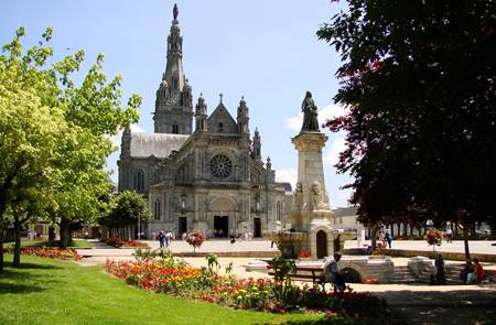 Sanctuaire de Sainte-Anne-d'Auray