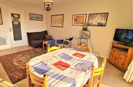 Quiberon - appartement 2 pièces - 42m² - calme