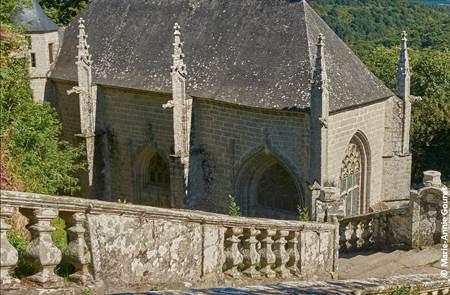 Visites flash à la chapelle Sainte-Barbe