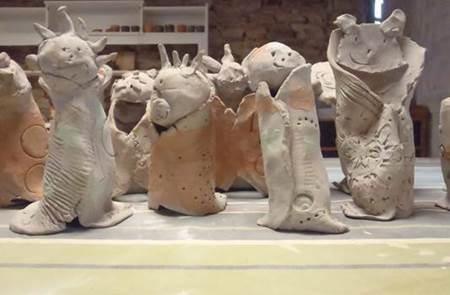 Ateliers poterie vacances d'été