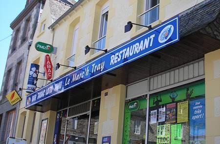 Bar-Restaurant Le Marc'h Tray