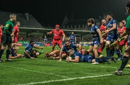 Match de rugby : RC Vannes vs Montauban