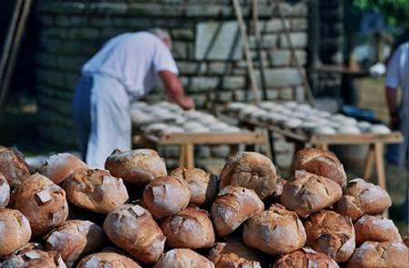 Fête du pain de Pluherlin