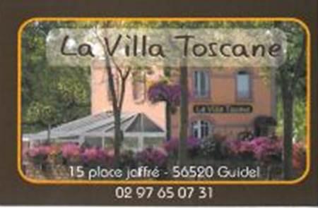 Pizzeria La Villa Toscane