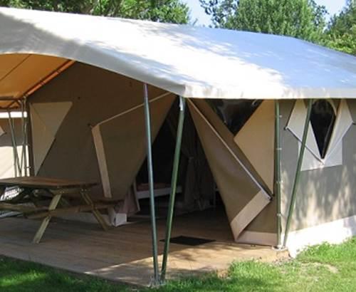 Camping-muncipal-du-Kerver-bungatoile-Saint-Gildas-de-Rhuys-Morbihan-Bretagne Sud © Camping Municpal du Kerver